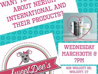 Event: Nerium International Presented by: Raechel Gulick