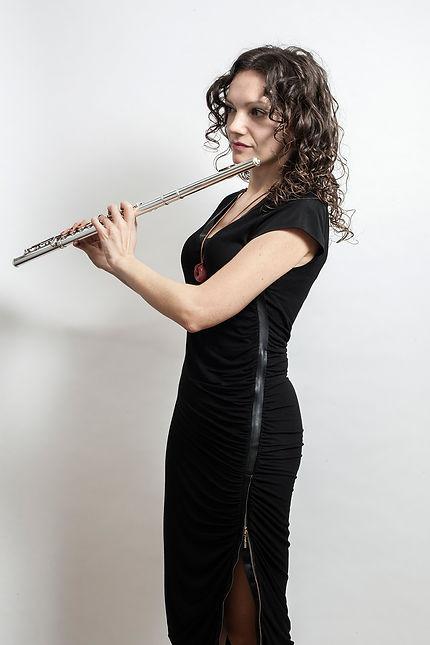 Sara Minelli - flautist