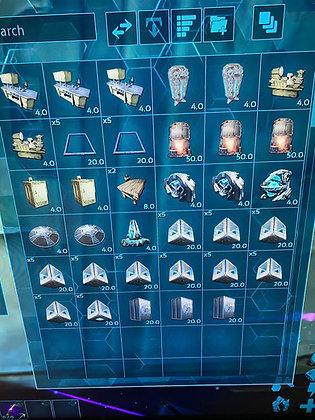 Advanced Big Base prefabb!! Everything u need! ( xbox smalltribes )