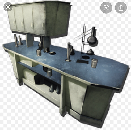 Chem bench ( official xbox pvp )