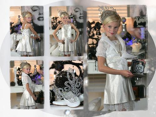 10jaar: Nicky Vankets dress