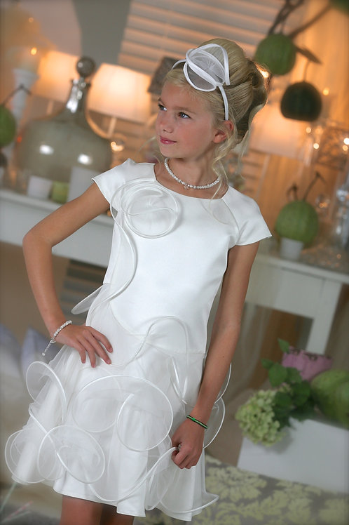 6jaar: Suzanne Ermann dress incl bolero and handbag