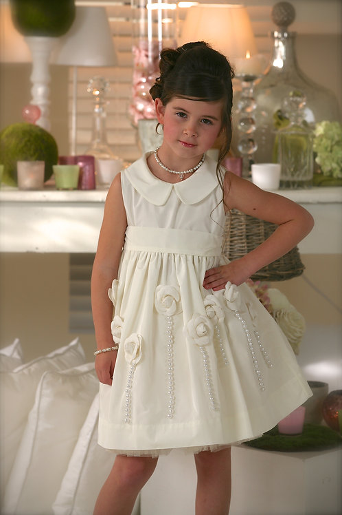 6jaar: Pamilla dress including bolero