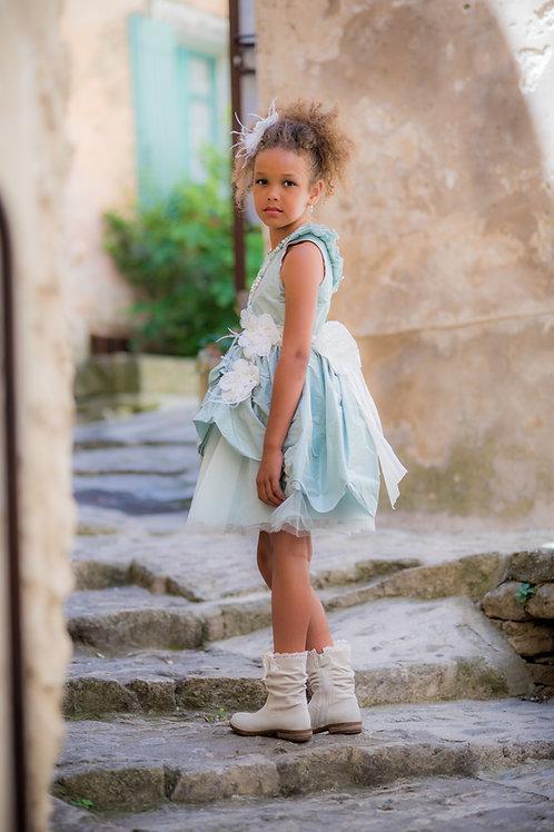 TARATATA dress aqua size 14  years