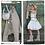 Thumbnail: 12jaar: Nicky Vankets dress and blazer