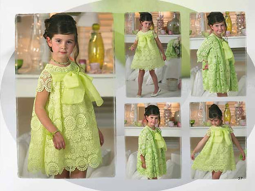 10jaar: Pamilla dress & jacket lays