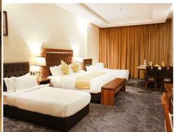 الفنادق والقري السياحية