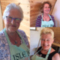 Mosaic Pendant Workshop at Isle Be Creat