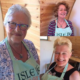 Mosaic Pendant Workshop at Isle Be Creat