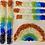 Thumbnail: Glass Fused Rainbow Suncatcher Kit