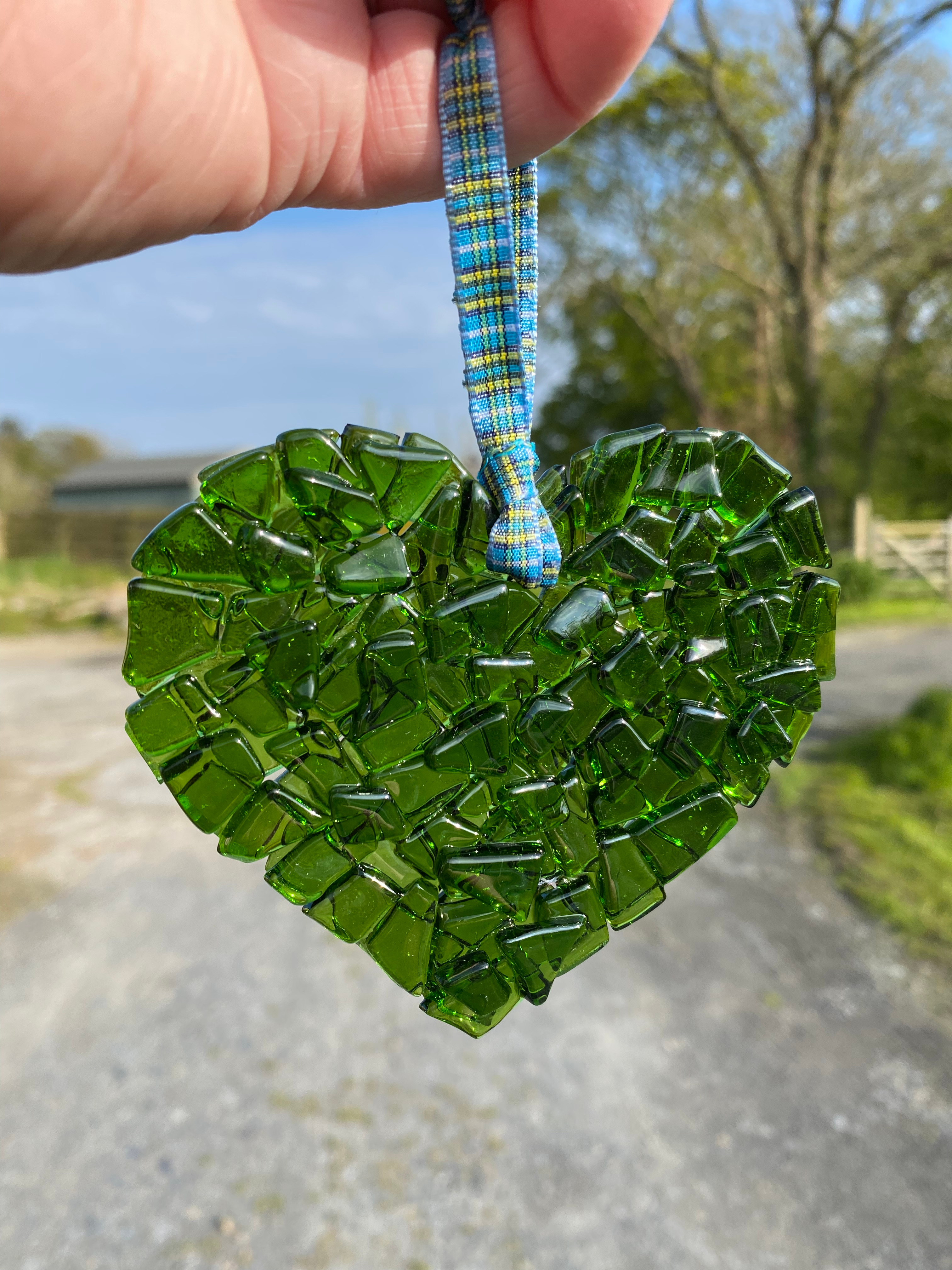Introduction to Recycled Glass Fusing