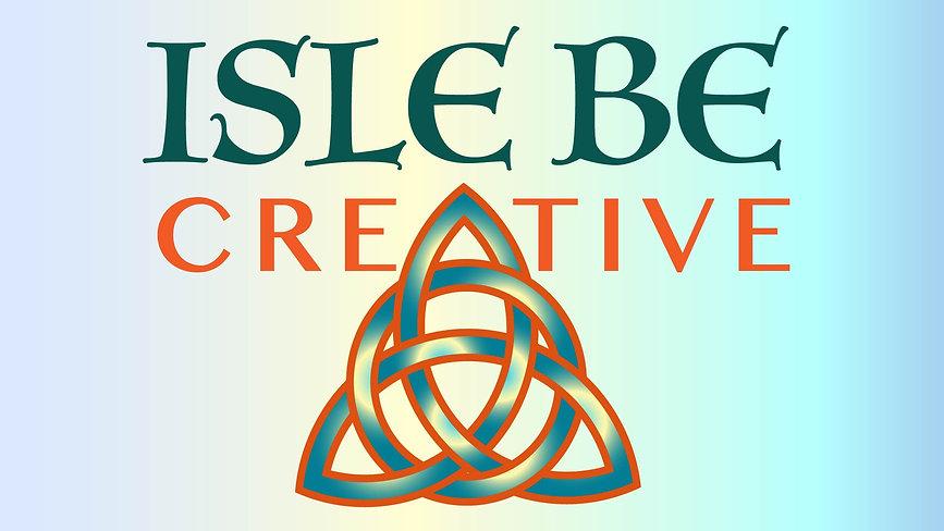 Isle Be Creative Logo