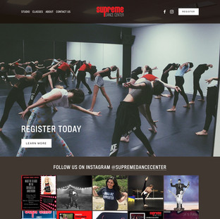 Supreme Dance Center