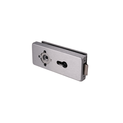 Dorma Studio Classic Patch Lock, with Rose Fixing