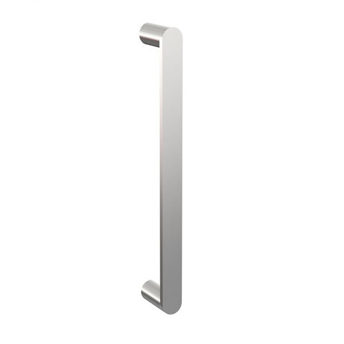 FP230 25x6mm Flat Bar Mitred Pull Handle