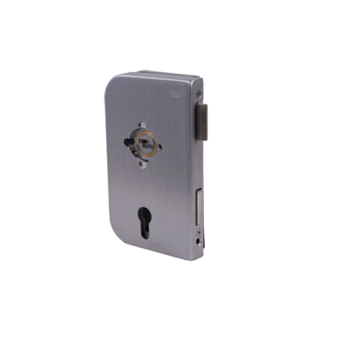Dorma Office Junior Patch Lock, with Rose Fixing