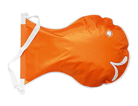 Wickelfisch, Gross, Orange