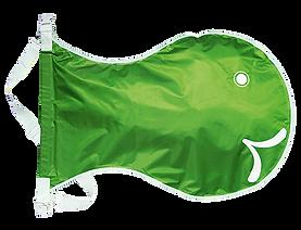 Wickelfisch, Gross, Grün