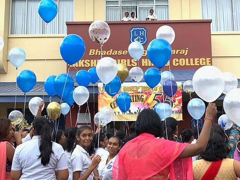Lakshmi Girls' Hindu College 55th Anniversary