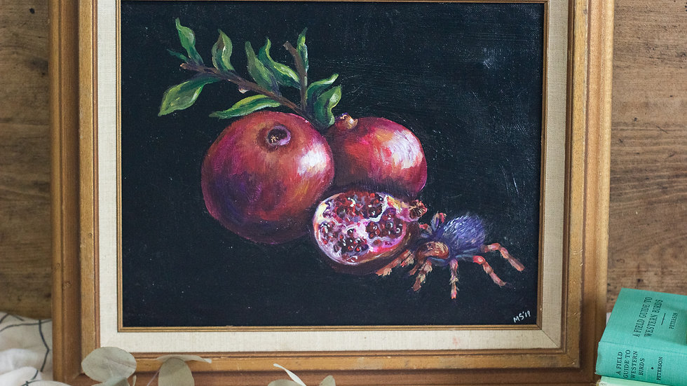 Forbidden Fruit - Art Print