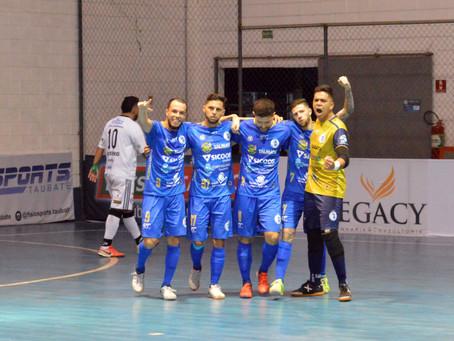 De virada, Taubaté Futsal é semifinalista da Copa LPF 2021