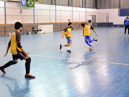 Categorias de Base retomam treinos para a Super Liga Paulista Junior