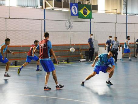 Taubaté Futsal treina forte para a estreia na LPF 2021
