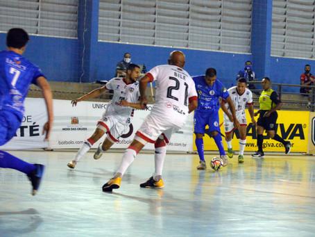 Taubaté Futsal recebe o Mogi para defender a liderança