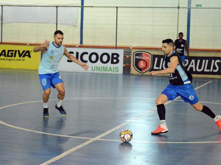 Em jogo decisivo, Taubaté Futsal enfrenta o Brutos, em Limeira