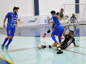 Ainda no G4, Taubaté Futsal perde para a Botucatuense