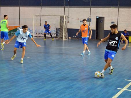 Taubaté Futsal quer manter a boa fase na LPF 2021