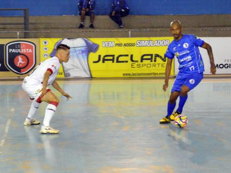 Taubaté Futsal perde a primeira na LPF 2020