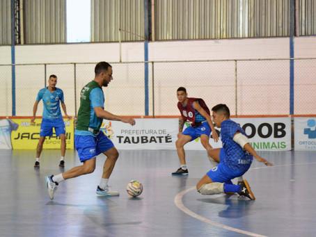 Em casa, Taubaté Futsal enfrenta o líder do grupo, na Copa LPF