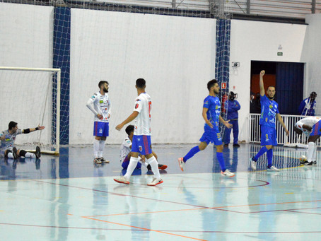 Vitória, Classificação e liderança para o Taubaté Futsal, em Botucatu