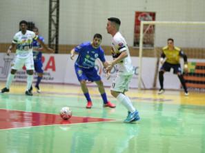 Em jogo de viradas, Taubaté perde para Dracena pela LPF 2021