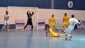 Pulo vence o Taubaté Futsal em jogo movimentado