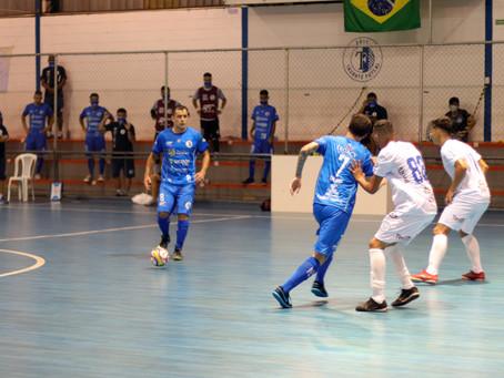 Taubaté Futsal empata na estreia da LPF 2020