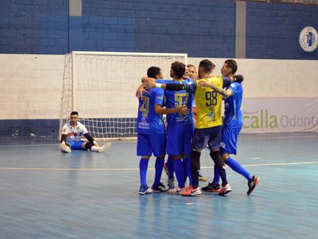 Taubaté Futsal goleia o Wimpro Guarulhos pela Copa LPF