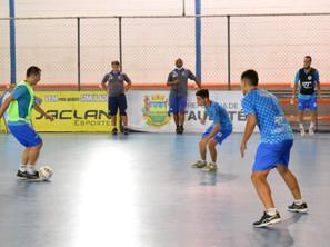 Taubaté Futsal se prepara para mais um clássico regional na LPF
