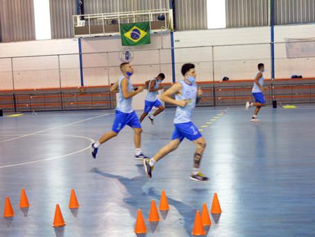 Tudo pronto para a estreia do Taubaté Futsal na LPF 2020