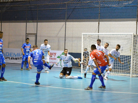Forte no ataque e na defesa, Taubaté Futsal vence na LPF 2020