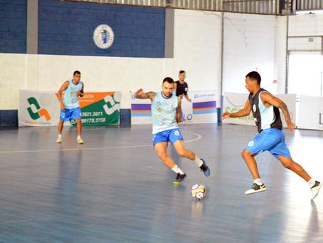 Taubaté Futsal recebe o Yoka/Guaratinguetá pela LPF 2020
