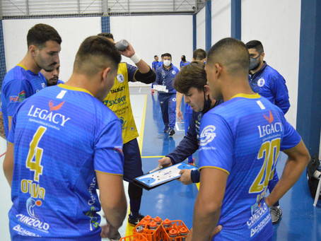 Em casa, Taubaté Futsal abre as quartas de final da Copa LPF 2021