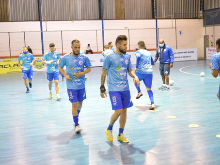 Fora de casa, Taubaté Futsal quer mais uma vitória