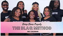 The Blaq Method Calendar