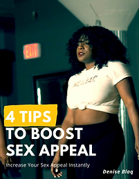 4 Tips To Boost Sex Appeal