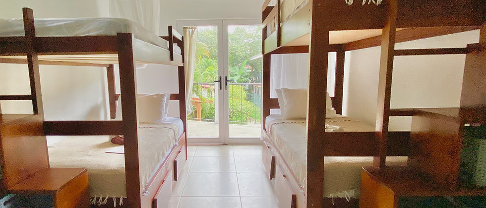January 200-Hour Tuition and Shared Bunk Room with Shared Bath
