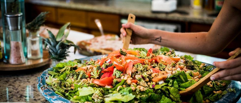 300-Hour Vegan Lunch Plan