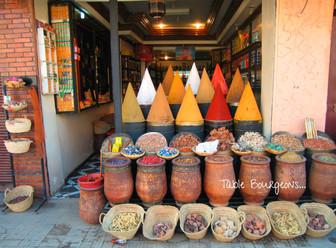 モロッコに想いを馳せて