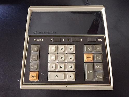 Texas Instruments T1-5100 Calculator